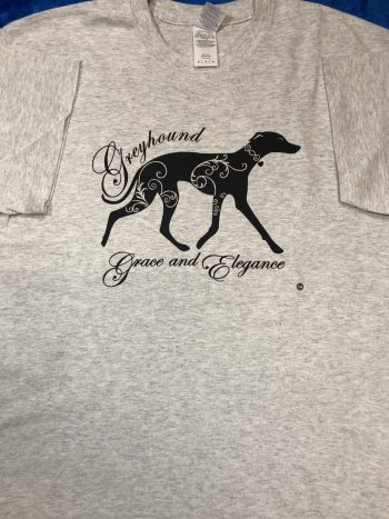 Greyhound Grace and Elegance